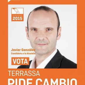 El Alcaldable Javier González explica en una entrevista al Diari de Terrassa nuestro programa electoral para nuestra ciudad.