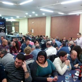 Cena de Navidad de la Agrupación Ciutadans Terrassa