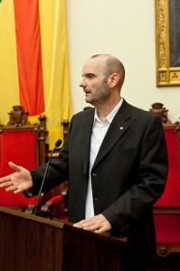 Javier González Terrassa