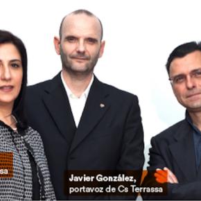 Ciutadans Terrassa lamenta que el alcalde Jordi Ballart se autoexcluya del pacto constitucionalista por dar satisfacción a su socio de gobierno separatista