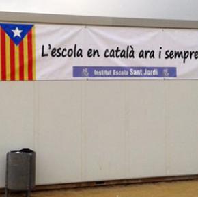 """""""Las aulas son el centro del separatismo"""""""