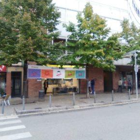 Cs Terrassa alerta de que se usan espacios públicos de la ciudad para hacer propaganda del 1-O