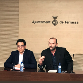 Ciutadans ofrece un pacto de estabilidad al PSC en Terrassa hasta el 2019