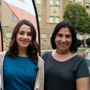 Carmen Ortuño forma parte de la lista de Ciudadanos para las elecciones del 21D