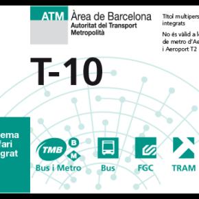 Ciudadanos de Terrassa muestra su rechazo al incremento de las tarifas del transporte público para el año 2018 por parte de ATM