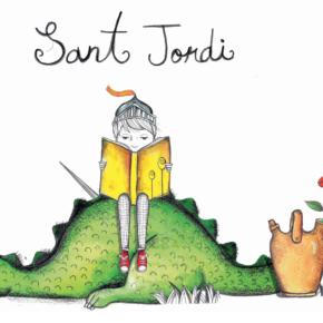Ciutadans (Cs) Terrassa respalda que la fiesta de Sant Jordi sea reconocida como Patrimonio Cultural Inmaterial de la Humanidad