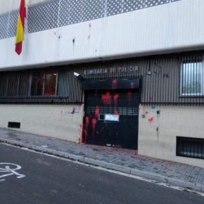 Ciudadanos (Cs) Terrassa condena el nuevo ataque vandálico contra la fachada de la Comisaría de Policía