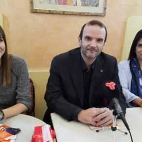 Carmen Ortuño i David Aguinaga repeteixen amb Javier González en la candidatura de Ciutadans (Cs) per a les Municipals de Terrassa