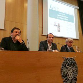 """Javier González (Cs): """"Cal abandonar el debat sobre públic o privat en el passat i afrontar el futur prevalent l'excel·lència sense que la butxaca del contribuent es ressenti"""""""