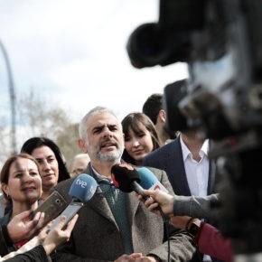 """Carrizosa, sobre el pacto Mas-Rajoy: """"Queremos que acabe el pasteleo de los viejos partidos, nosotros no pactaremos con los separatistas"""""""